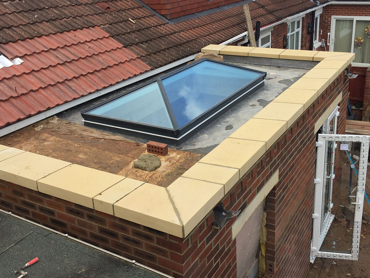 Extension with Roof Lantern 1