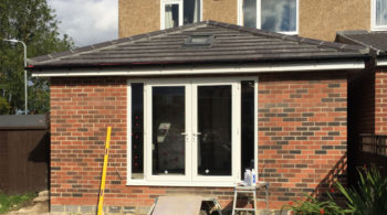 Single Storey Kitchen Diner Extension