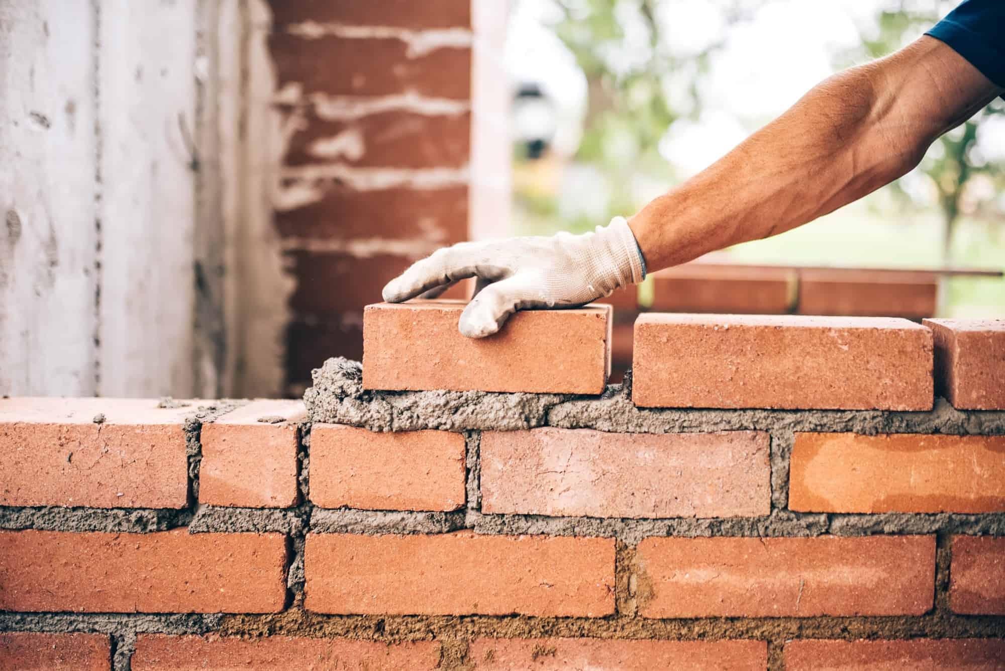 history brick by brick